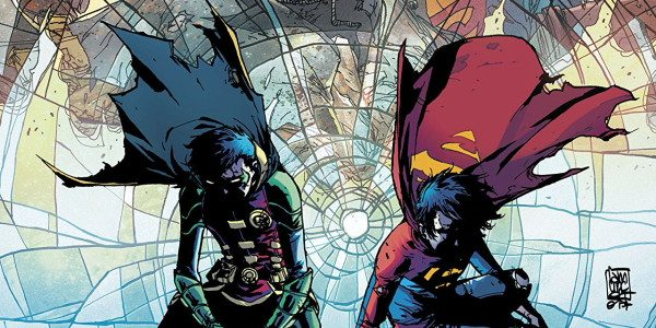 The Super Sons of Tomorrow arc ends here!!!! After Savior AKA Future Tim Drake absorbed Superboy's Solar Flare, he has saved everyone at the risk of being trapped in the […]