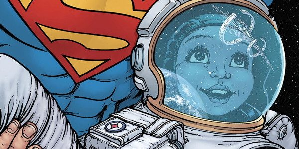 Man does Tomasi and Gleason know how to put on the waterworks! After a battle with some small time supervillains, Superman takes the time to visit children suffering from cancer […]