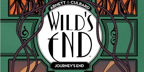 """Discover The Epic Original Graphic Novel Trilogy Conclusion in June 2018 """" order_by=""""sortorder"""" order_direction=""""ASC"""" returns=""""included"""" maximum_entity_count=""""500″] BOOM! Studios is proud to announceWILD'S END: JOURNEY'S END OGN(original graphic novel), the conclusion […]"""