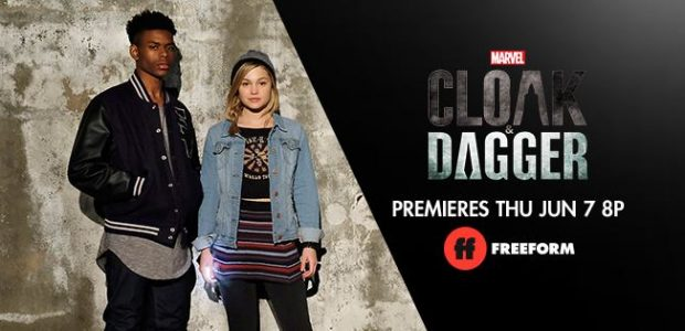 "FreeForm has released a special look at Marvel's Cloak & Dagger REEFORM UNVEILS NEW TAGLINE, ""A LITTLE FORWARD"" AND BRAND NARRATIVE VIDEO HERE FREEFORM RELEASES NEW FOOTAGE OF HIGHLY-ANTICIPATED SERIES […]"