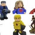 Diamond Select Toys has been capturing the world of DC Comics TV shows in 3-D form for a while now, with action figures and Minimates based on Gotham and iZombie.