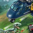 This morning, the LEGO Group revealed three new sets based on the much anticipated Jurassic World: Fallen Kingdom film that span across the various LEGO® play categories: LEGO Systems (ages […]