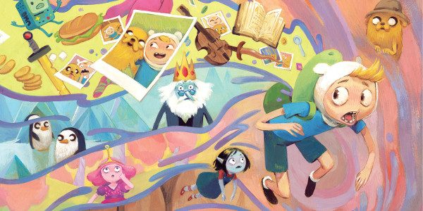 BOOM! Studios and Cartoon Network Enterprises are proud to debutADVENTURE TIME: BEGINNING OF THE END #1, the first issue of a new three issue limited comic book series set in […]