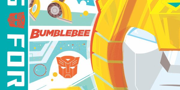 An All-New, All-'80s Bumblebee Adventure From IDW Publishing IDW Publishing is thrilled to announce that in 2018 Bumblebee from the TRANSFORMERS franchise will star in his very own original graphic […]