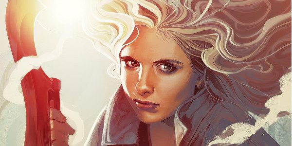 Buffy, Fray, and Friends Face the Future in Season 12 Dark Horse is proud to announce the return of Joss Whedon (Buffy the Vampire Slayer,Angel,Serenity) and Christos Gage (Buffy the […]