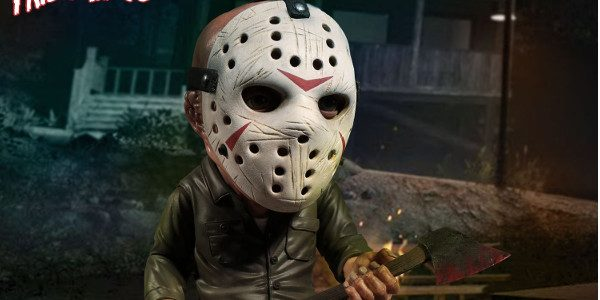 Mezco Toyz Presents Deluxe Stylized Friday the 13th Jason Voorhees FigureMezco is giving horror's most-feared masked maniac the stylized treatment with a deluxe figure sure to thrill. In addition to […]