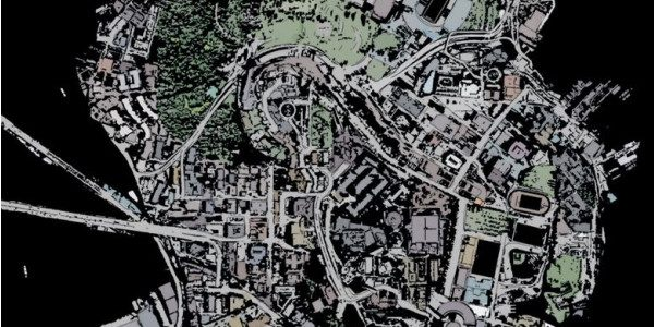 Image Comics the first issue of Gideon Falls, and it's a creepy thing indeed! Things start out a little strangely, which is no surprise for this book; it's written by […]