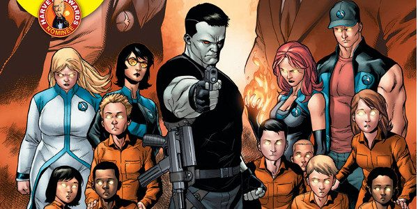 Before HARBINGER WARS 2, Revisit the March Toward Valiant's First Landmark Crossover in Complete Chronological Order! Valiant is proud to announce the HARBINGER WARS COMPENDIUM – A MASSIVE, 750+ PAGE […]