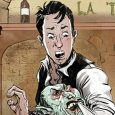 It's time for another helping, issue 2 of Hungry Ghosts, a 'Berger Book' from Dark Horse.