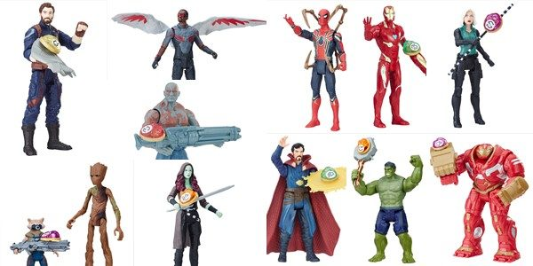 Hasbro is thrilled to share the newly revealed Avengers: Infinity War lineup MARVEL AVENGERS: INFINITY WAR SPRING 2018 The chase is on for the Infinity Stones in AVENGERS: INFINITY WAR, […]
