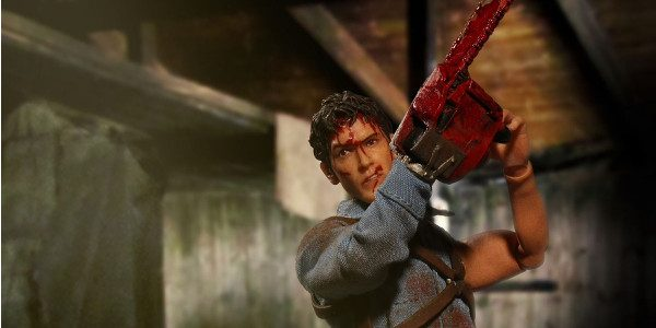 Mezco welcomes everyone's favorite chainsaw-wielding hero, Ash Williams from Evil Dead 2, into the One:12 Collective! The One:12 Collective Ash figure boasts three head portraits with star, Bruce Campbell's likeness. […]