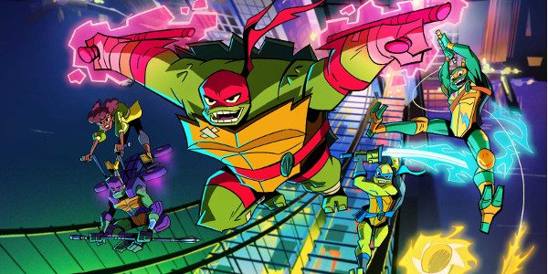 Nickelodeon today revealed a first-look of the characters in its brand-new animated series,Rise of the Teenage Mutant Ninja Turtles, which follows the band of brothers as they discover new powers […]