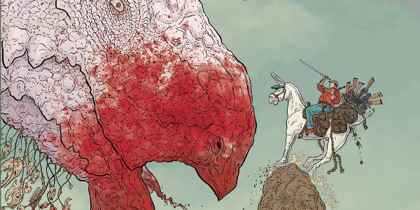 """Featuring a New Cover by Darrow and Dave Stewart, The Collection Presents the Classic, Eisner Award-Winning Seven Issue Series """"Shaolin Cowboy: The Burlyman Series"""" in Hardcover For the First Time […]"""