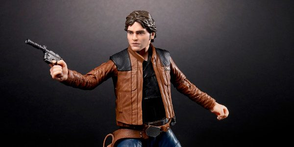 Hasbro dropped some exciting new Star Wars reveals this morning! The reveals include the following products: Star Wars: The Black Series Figures – Han Solo, Qi'Ra, Lando Calrissian, Range Trooper […]