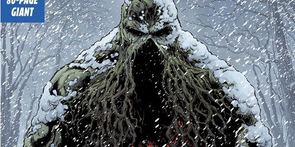 What an amazing issue, 2 fantastic stories and a beautiful tribute to Len Wein and Bernie Wrightson. The first tale is an epic story of Swamp Thing surviving winter and […]