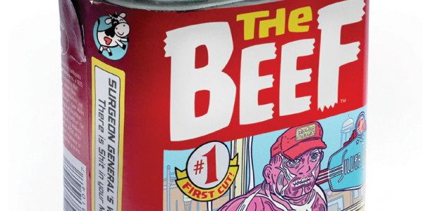 Image Comics proudly presents an American stereotype comic book about meat and hamburgers in The Beef on its first issue. Say, America, have you ever eaten a dozen of beef […]
