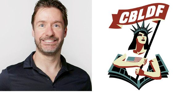 The Comic Book Legal Defense Fund, a non-profit organization dedicated to protecting First Amendment rights, is proud to welcome Ted Adams to its Board of Directors. As founder and CEO of IDW […]