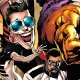 DC's The Terrifics number 1 introduces us to a lot of characters. The story, however, is more of a sidebar.