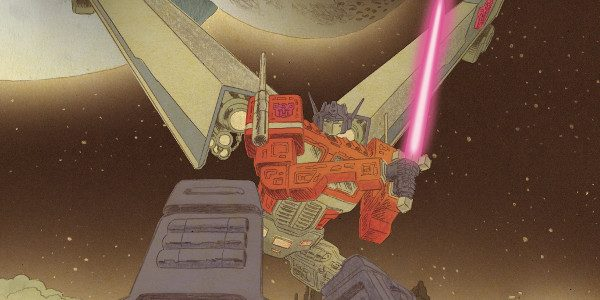 The fan-favorite mashup of toy box essentials, Hasbro's TRANSFORMERS and G.I. JOE were given a unique, critically acclaimed comic book series published by IDW that took readers by surprise. In […]