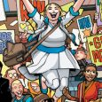 As first revealed today at io9, Valiant is proud to announce that VALIANT HIGH #1 (of 4)