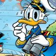IDW's Walt Disney's Showcase #1 features Donald and his cousin Fethry, in original tales never before seen in the US.