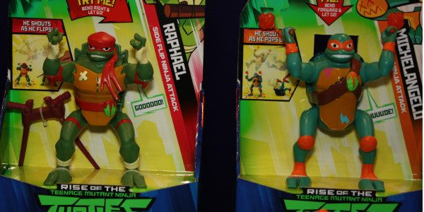 "Playmates shows off the new Rise of the Teenage Mutant Ninja Turtles series and well as Ben 10 and Voltron "" order_by=""sortorder"" order_direction=""ASC"" returns=""included"" maximum_entity_count=""500″]"