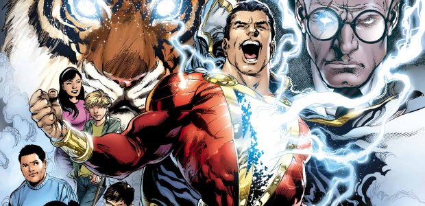 """David F. Sandberg helms the ensemble, with Zachary Levi in the title role and Asher Angel starring as his young counterpart Production is underway on New Line Cinema's """"Shazam!"""" David […]"""