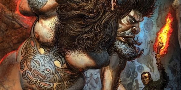 Dark Horse Comics releases a new comic book series of some modern Greek Mythology of American Gods: My Ainsel on its first issue. The story is created by Neil Gaiman […]
