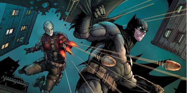 """DC's Batman, Sins of the Father returns for a second issue. Let's check it out! The second issue of 'Sins Of The Father' (""""SOTF"""") is written by Christos Gage, with […]"""