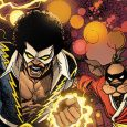 Four New One-Shots Team Up Heroes of the DC Universe with Popular Characters from '1970s-Era H-B Cartoons