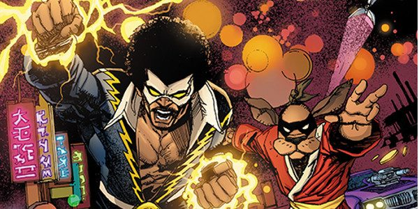 Four New One-Shots Team Up Heroes of the DC Universe with Popular Characters from '1970s-Era H-B Cartoons Following the success of DC's modernized takes on classic Saturday morning cartoons and […]
