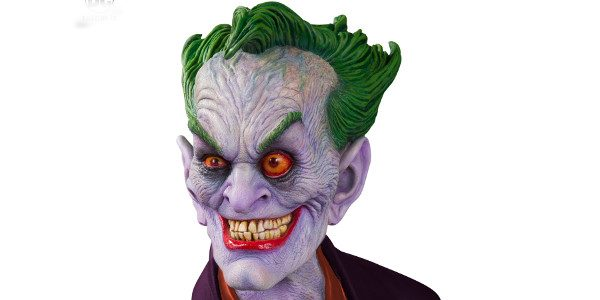 Capitalizing on the immense excitement for The Joker Bust by Oscar-winning special makeup effects artist, Rick Baker, DC Collectibles will create an ultra-exclusive variant design of the spine-chilling bust that […]