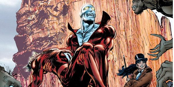 Deadman issue 5, from DC Comics, delves deeper into the psyche of Deadman, the spirit trapped in an existence between living and dead. The fifth issue of this title is […]