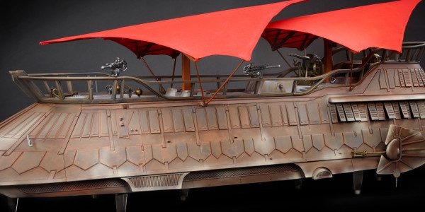 Just 13 more days to back Hasbro's first HASLAB item, JABBA'S SAIL BARGE (THE KHETANNA) You can now watch the entire Barge come to life with a detailed timelapse video […]