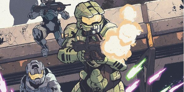 In a story based onHalo's most iconic hero, Dark Horse Comics and 343 Industries are proud to present a new three-issue miniseriesHalo®: Collateral Damage–A Master Chief Story. This miniseries takes […]