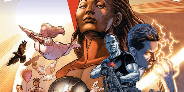 As revealed today at Comicbook.com, Valiant is proud to present your first look within the pages of HARBINGER WARS 2 #1 (of 4), the FIRST ISSUE of the summer's most […]