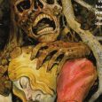 "Harrow County Volume 7, from Dark Horse, ""Dark Times a'Comin!"" collects issues 25 to 28 of the Harrow County comic series."