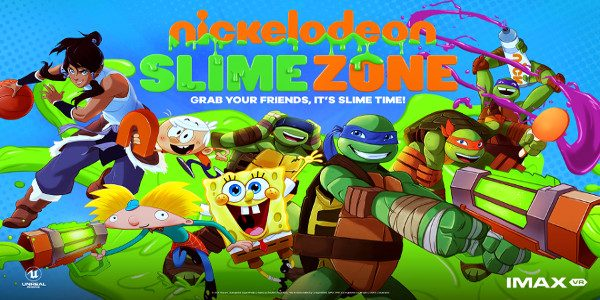 Nickelodeon and IMAX Corporation (NYSE: IMAX) have partnered to bring SlimeZone, the network's first multi-player social virtual reality (VR) experience, to IMAX VR Centres globally. Created in the Nickelodeon Entertainment […]