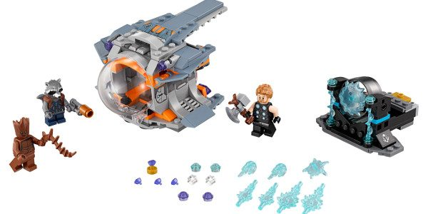 Upcoming LEGO Super Heroes building sets inspired by the much anticipated Avengers: Infinity War movie, launching this Saturday March 3rd! LEGO® Marvel Super Heroes – Avengers: Infinity War sets  Available […]