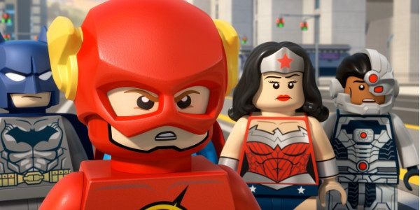 """Today's the day! Unless, of course, you're stuck in a time loop, in which case today is always the day … that """"LEGO DC Super Heroes: The Flash"""" arrives on […]"""