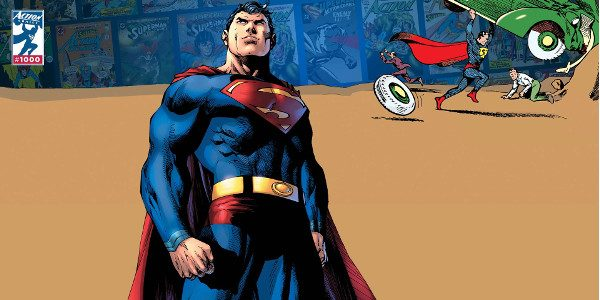 """Superman Creators Louise Simonson and Jerry Ordway Re-Team For A Superman Tribute """"Five Minutes"""" In The Landmark Comic Book Issue, On-Sale April 18 Today, DC is giving fans another early […]"""