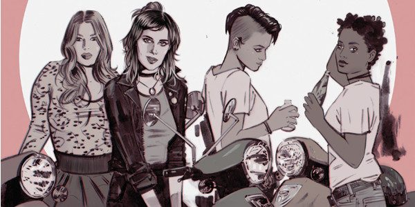 Dynamite Entertainment proudly presents a new series,Nancy Drew, by Kelly Thompson (Hawkeye, Rogue & Gambit) and Jenn St-Onge (The Misfits, Giant Days). The teen sleuth's latest daring adventure debuts in […]