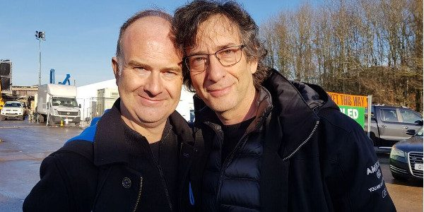 Eisner Award-winning creator Mark Buckingham is adapting four ofNew York Timesbestselling author Neil Gaiman's prose short stories for the upcoming graphic novel anthologyLikely Stories, to be published as a hardcover […]
