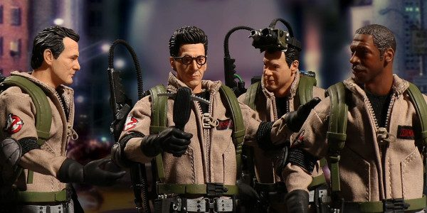 They ain't afraid of no ghost! Mezco welcomes everyone's favorite parapsychologists into the One:12 Collective with a five-figure deluxe set – all four Ghostbusters plus a supernatural bonus figure: Slimer!Each […]