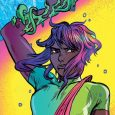 Prism Stalker's first issue comes from Image this month. But It's a multicolored puzzling creation.