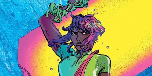 Prism Stalker's first issue comes from Image this month. But It's a multicolored puzzling creation. Creator Sloane Leong has created, written, drawn and colored the first issue, and perhaps has […]