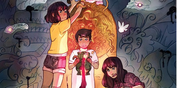 Discover The Real Family Business in November 2018 BOOM! Studios is proud to announcePANDORA'S LEGACY, an all-new original graphic novel from writer Kara Leopard ([Super]natural Attraction) along with the art […]