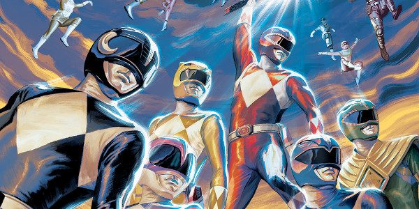 BOOM! Studios and Saban Brands Team Up With Superstar Creators in June 2018 BOOM! Studios and Saban Brands announced theMIGHTY MORPHIN POWERS RANGERS ANNIVERSARY SPECIAL #1, an all-new oversized comic […]
