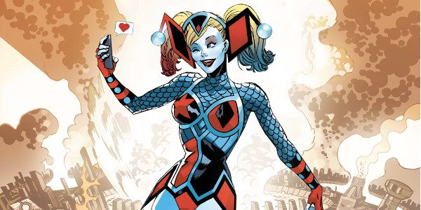 """Harley Goes to Apokolips and Gets """"New God"""" Powers This July Paired with Fan-Favorite Harley Artist John Timms, Humphries' First Story Arc Introduces Gotham's Clown Princess to Granny Goodness & […]"""