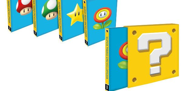 Question Mark Block Slipcases Reveal One of Four Limited Edition Variant Covers Two weeks ago, Dark Horse announced the release of theSuper Mario Encyclopediaas part of our ongoing publishing partnership […]